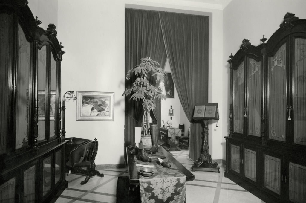La storia della Calzoleria Rivolta: il vecchio atelier