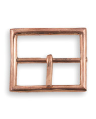 Calzoleria Rivolta | Fibbia Cintura rettangolare finitura bronzo