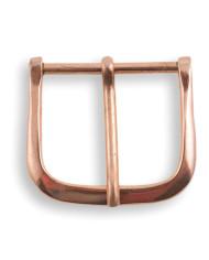 Calzoleria Rivolta | Fibbia Cintura tonda finitura bronzo