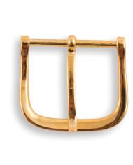 Calzoleria Rivolta | Fibbia Cintura tonda finitura oro